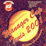 Pliantul turneului de tenis MCT 2001