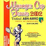 Pliantul turneului de tenis MCT 2002