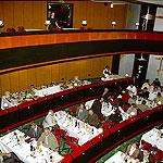 Banchetul la Barul de noapte, Hotel Aro Palace Brasov