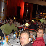 Participanti banchet - festivitate de premiere MCT 2007
