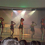 Moment artistic banchet - festivitate de premiere MCT 2007