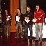 Premiile categoriei Simplu Baieti +30 ani