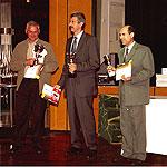 Premiile categoriei Simplu Baieti +45 ani