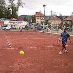 Fotografie din turneul de tenis MCT