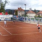 Meci dublu baieti turneu tenis MCT 2008