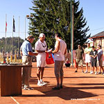 Festivitatea de premiere turneu de tenis MCT 2011